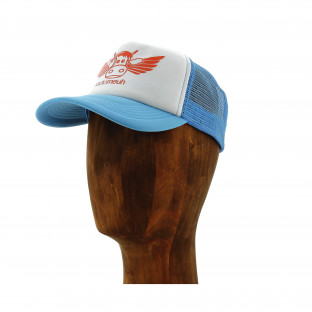 Casquette trucker Blue Cow