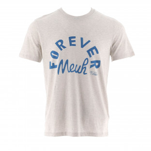 T-shirt Homme Forever Cream