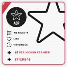 AOP - 1ère Étoile