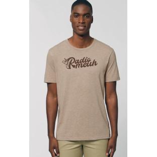 T-Shirt H/F - Radiomeuh Sand